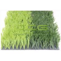 Quality Environment Friendly PE Material Fake Football Grass 60mm Pile Height for sale