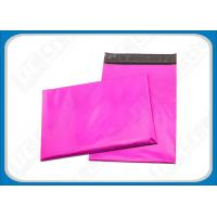 Quality Different Colors And Custom Sizes Plastic Mailing Envelopes With Logo Printed for sale