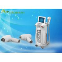 China Popular Powerful Germany Tec 2015 new design 808nm diode laser hair removal machine on sale