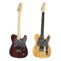 Quality Pearl Loid Pickguard Whole Solidwood Body Electric Guitar Fender Telecaster Style AG39-TL2 for sale