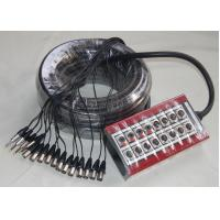 Buy Professional Stage XLR Snake Cable Box Multicore Stage Trolley JFAB1-10 at wholesale prices