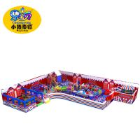 Quality Kids Commercial Indoor Playground Equipment Safe For Shopping Centers for sale