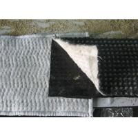 Bentonite Waterproofing Membrane : Gcl blanket bentonite waterproofing system with mm hdpe