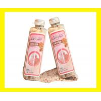 China 145g natural  rose bath salt on sale