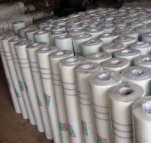 China High quality 160g 4x4mm Fiberglass Mesh Fabric for mosaic on sale