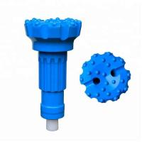 Quality QL60 DHD3.5 Cop64 SD6 Mission60 DTH Drill Bits Rock Boring In Blue Color for sale