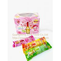 Quality Fashionable Lipstick Shape Sweet  Hard Candy Assorted Flavour Nice Taste for sale