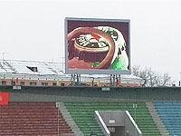 Quality P12 Outdoor Full Color Video Advertising LED Screen for sale