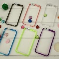 Quality Coloful Metal Electroplating Frame Case for iPhone 4GS (BSPC-00058) for sale