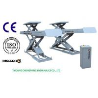 China 3.5 TON China Hydraulic Wheel Alignment Scissor Lift with Ce ISO on sale