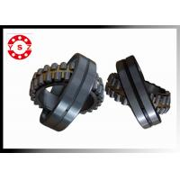 Quality ZWZ Double Row Brass Cage Spherical Roller Bearing 22219 For Sliding Door for sale