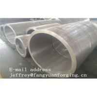 Quality Rolled Forged Sleeves Max Length 1240 mm  4140 42CrMo4 34CrNiMo6 Heat Treatment And Rough Machined for sale