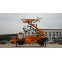 China KC3017 Robotic Shotcrete Machine With Concrete Spraying Manipulator 4 - Wheel Drive on sale