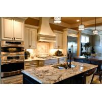Buy cheap Copenhagen Kitchen Granite Countertop / Custom Cut Stone Table Top from wholesalers