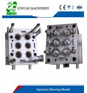 China multi cavity plastic shampoo bottle cap injection mould manufacturer on sale