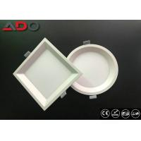 Quality 16 W Dimmable LED Panel Light 2 Years LED Driver Aluminum 155mm for sale