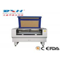 Quality Desktop Laser Engraving Machine , Garment Laser Cutting Machine With CCD System for sale