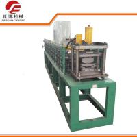 Quality CUChannel Purline Metal Stud And TrackRoll formingMachine---5 for sale