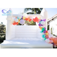 Quality Best Price Inflatable Wedding Bouncer Large Bouncy Castle Inflatable Jump Castle Bouncer for sale