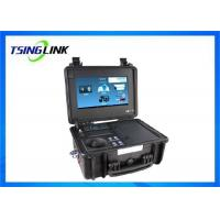 Buy cheap Fire Fighting Emergency Command System Mobile PTZ Camera Suitcase Smooth from wholesalers