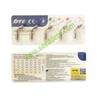 China Woodpecker DTE ED1 Tips for Endodontics for sale