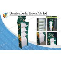 Quality Art Paper Floor Display Stands for sale