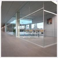 Buy cheap Movable Wall Glass Partition for Office dividers from wholesalers
