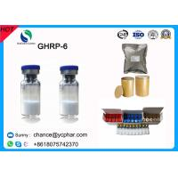 Quality Legal Growth Hormone Releasing Peptide GHRP-6/-2 GHRP-6220vial For Muscle Growth Cas 87616-84-0 for sale