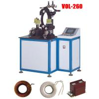 China simple operation+high quality for toroid coil winding machine on sale