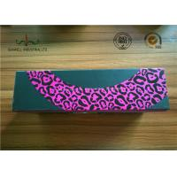 Quality Fashion Handcrafted Gift Boxes For Jewelry Decoration Matt Lamination for sale