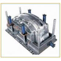 Buy Plastic Precision Injection Molding , Single-cavity Car Bumper Moulding at wholesale prices