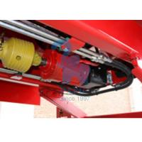 Buy Supersize Body Vertical Feed Mixer Wagon For Livestock Farm Red Color at wholesale prices