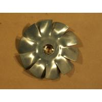 Quality Curved blade open turbine impeller for sale