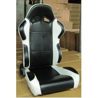 Quality Eco Friendly Sports Car Seats , Light Weight Racing Seats Multi Material Colors for sale