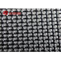 China Specialized Production dark powder coated anti-insect window screen for Insect-proof on sale