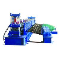 Quality crash barrier forming machine for sale