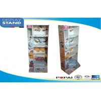 Buy cheap Creative Design Makeup Display Stands , Cardboard Display Stands For Shops from wholesalers