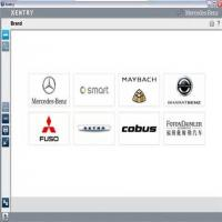 Quality C3 / C4 Software Mercedes Benz Star Diagnostic Tools For Dell D630 for sale