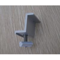 Quality End Clamp for Solar Roof Mounting Systems / Solar Panel System Fixing With T Bolt and Nut for sale