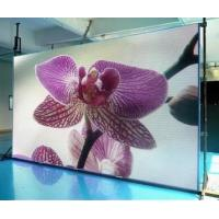 Quality P4.81 Outdoor Advertising Led Display Screen MBI5124 1920Hz 500mm*1000mm for sale