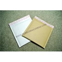 China Biodegradable bubble Wrap Shipping Envelopes , Size 6 12.5 X 19 Bubble Mailers on sale
