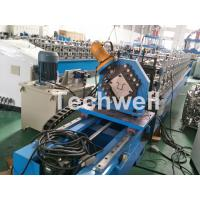 Quality Top Furring Channel Cold Roll Forming Machine With Continuous Servo Tracking Cutting for sale