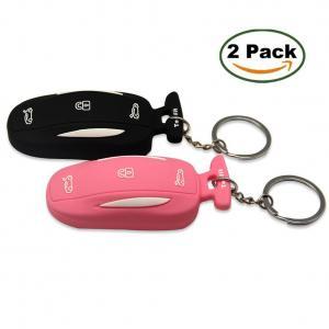 Quality Topfit Silicone Car KeyFob for Tesla Model X-Pink for sale