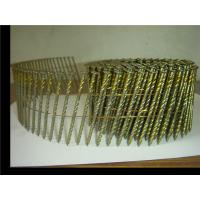 China pallets nail coil nails on sale