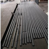 Quality T38 T45 T51 Drill Extension Rod For Mining Quarring Tunneling Blasting Drilling for sale
