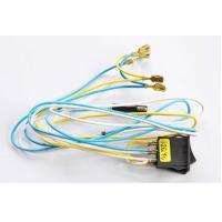 Quality Custom 18AWG Auto Wiring Harness Rubber Insulation RoHS Certification for sale