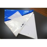 Quality Blue White Disposable Pastry Bags / Disposable Icing Bags For Cake Decorating for sale