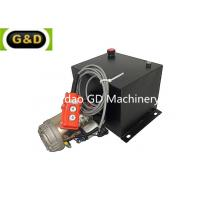 Buy cheap Single Acting Trailer Hydraulic Power Unit Used to Activate Trailer Tipping Rams from wholesalers