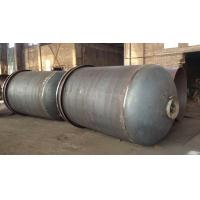 Industrial Jacketed Glass Lined Reactor Corrosion Resistance For Chemical Production