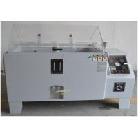 Quality Acetic Acid Salt Spray Coating Corrosion Testing Chamber , High Temperature for sale